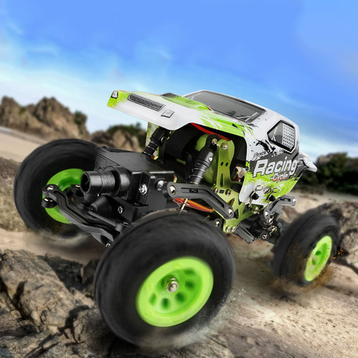 RC Car, Wltoys 1:12 4WD High Speed RC Cars RC Off-Road Vehicle Climbing Car