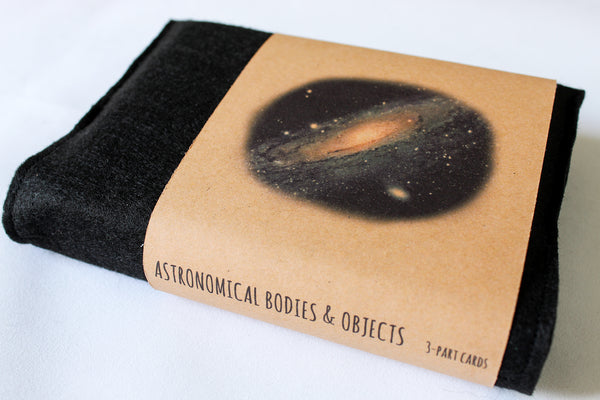 20 Astronomical bodies & objects