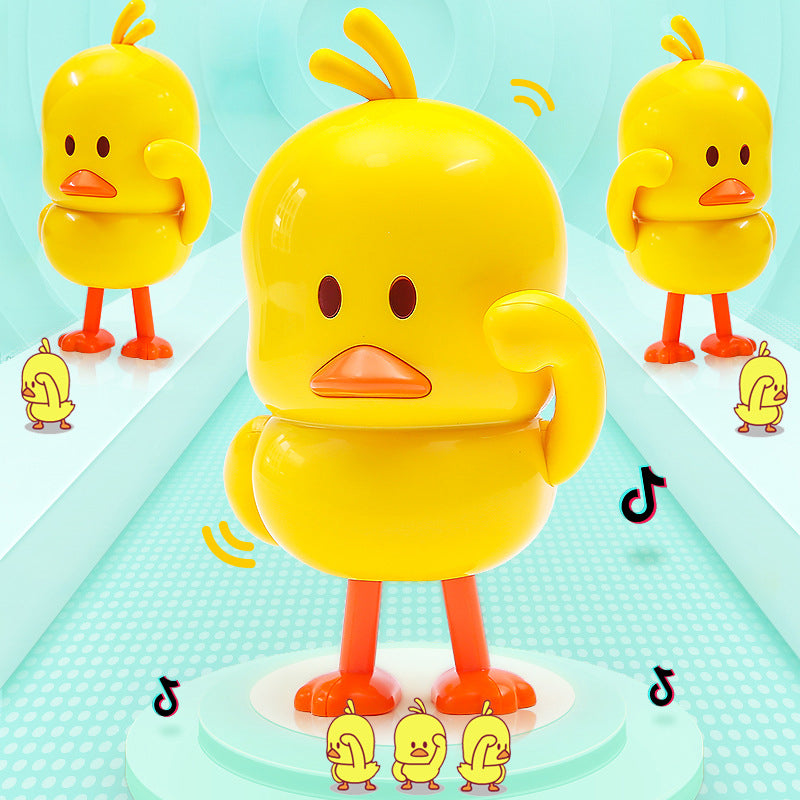 Pre-Sale>>The Delightful Duckling Toy
