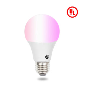 Smart Bulb Light (10 Watt) with WiFi Control Color Changing,UL Certified