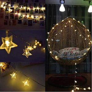 [Buy 3 Get 1] Star Fairy String Lights for Indoor or Outdoor Decoration