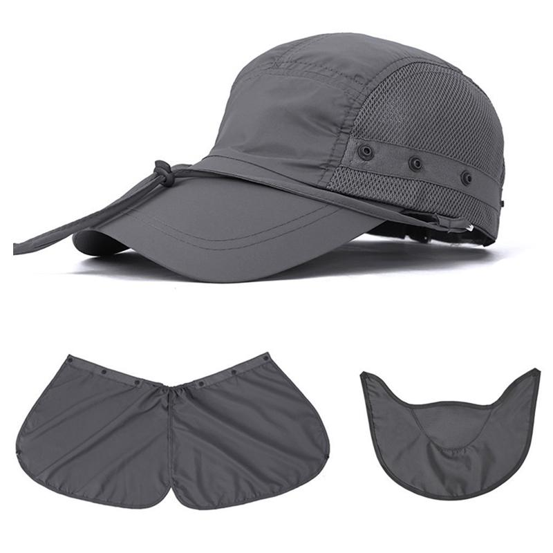 Outdoor 360 UV Protection Cap