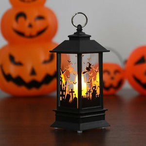 Halloween Simulation Flame Light