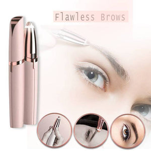 Flawless Eyebrow Trimmer