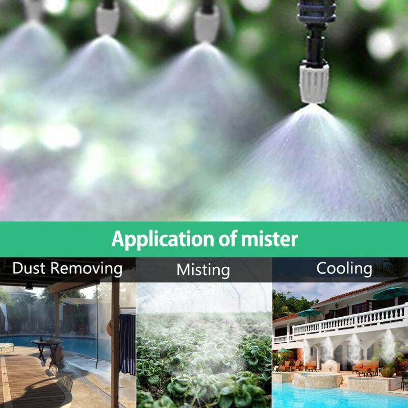 OUTDOOR MISTING COOLING SYSTEM -50% OFF TODAY ONLY
