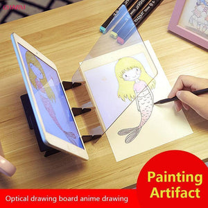 【50% OFF】Creative Tracing Light Pad Painting Board