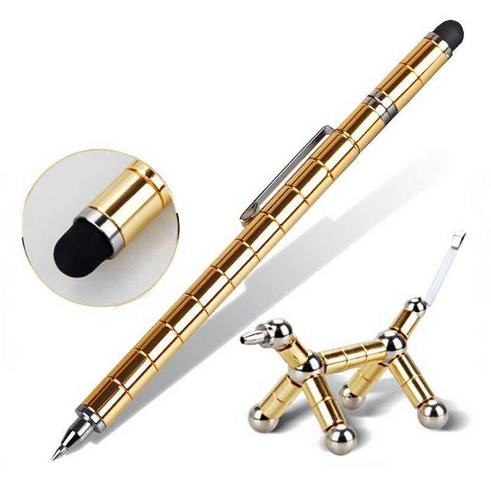 [Summer Specials] Magnet Metal Pen, Capacitive Pen