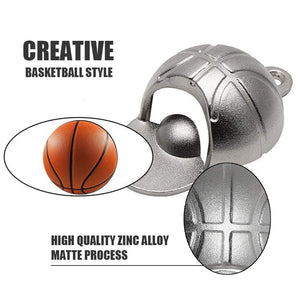 Handmade Magnet Basketball Bottle Opener