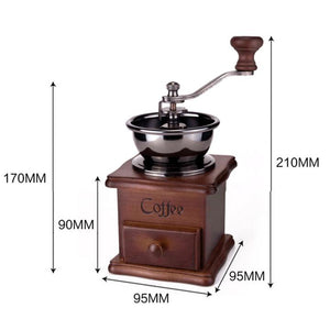 Mini Coffee Mill Grinder