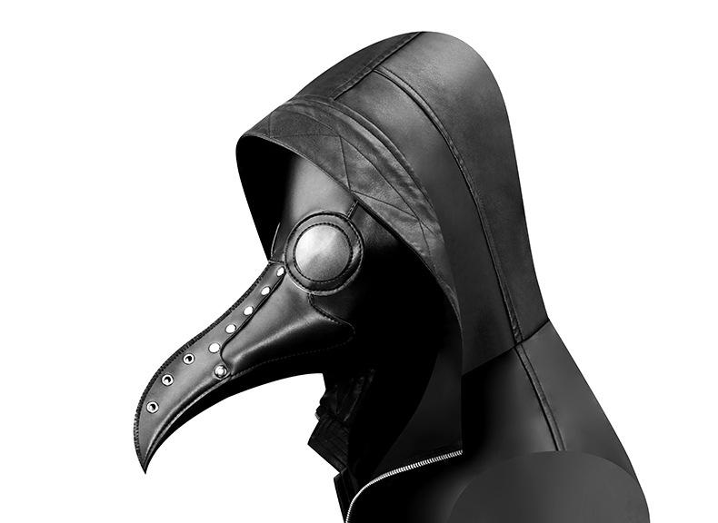 Adult Steampunk Plague Doctor Mask