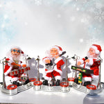 Santa Claus's Christmas bands