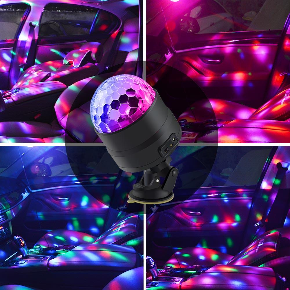 Disco Magic Ball