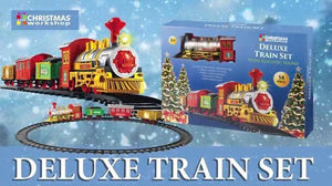 Christmas Train, Best Christmas Present For Children