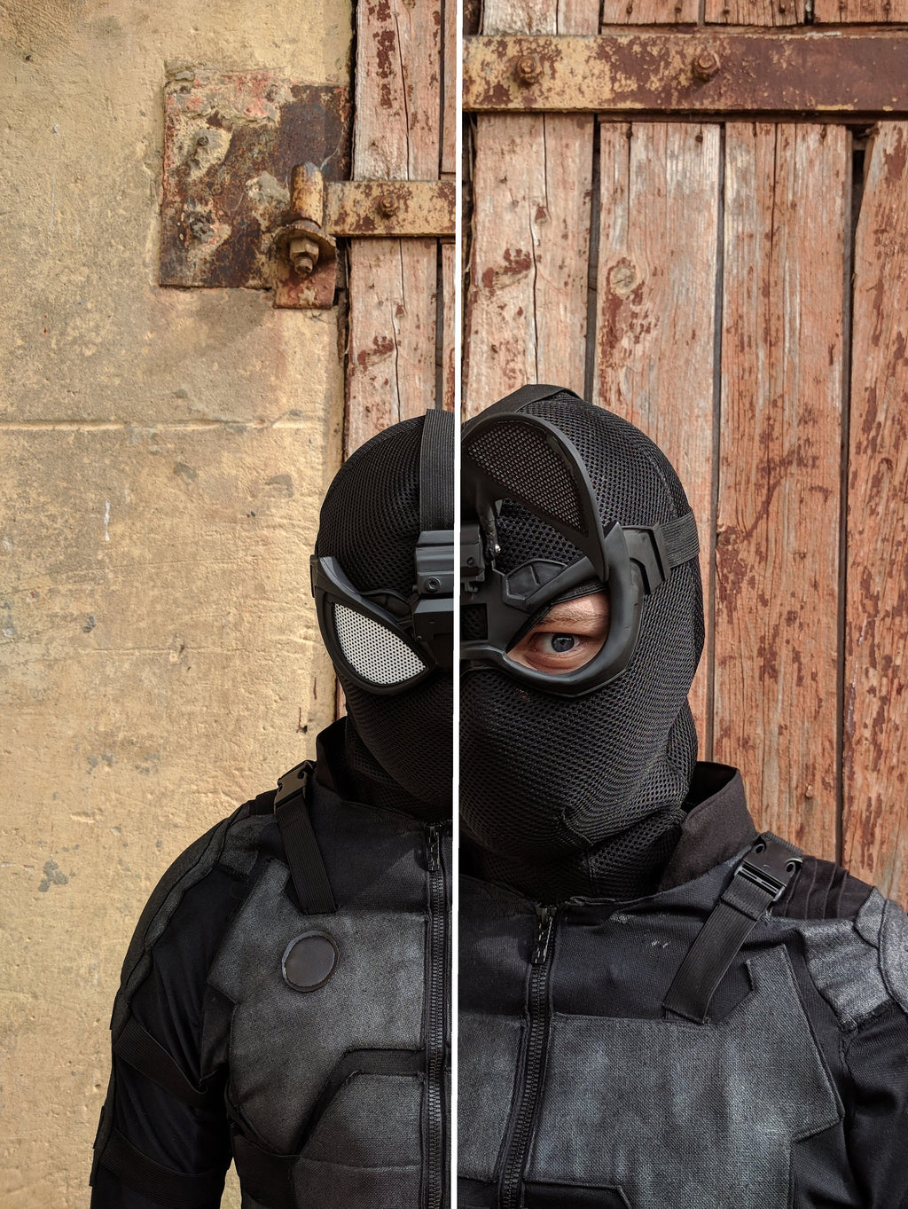 Spider man far from home / Stealth mask