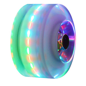 LED Light Up Skateboard Wheels