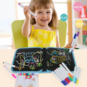 50% OFF Today>>Erasable Sketchpad - 14 Pages