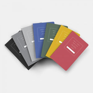"5x8"" - Soft Cover Notebook Box Set - Original Collection"