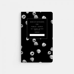 "5x8"" - Special Edition Notebook - Band of Outsiders"