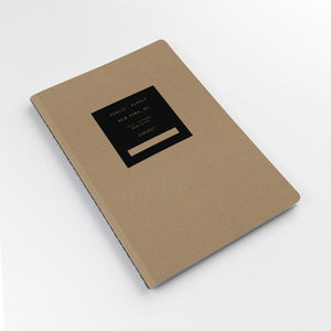 "7x10"" - Notebook - Soft Cover"
