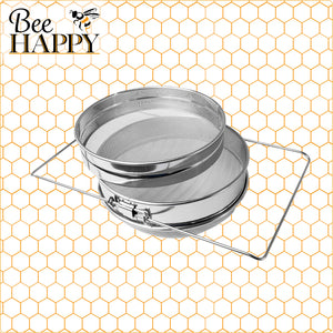 Double Honey Sieve