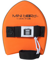REPELLOR FIN - Orange/Black strap & tip