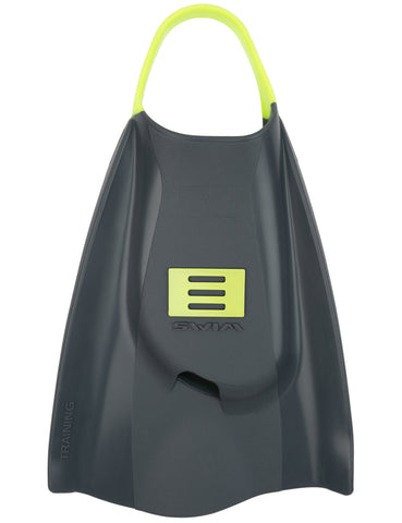 ELITE FINS - Blue Ice/ Charcoal strap