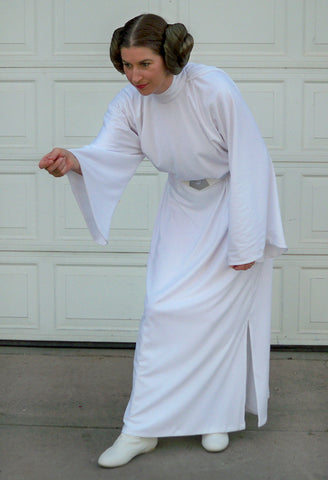 princess leia costume pattern