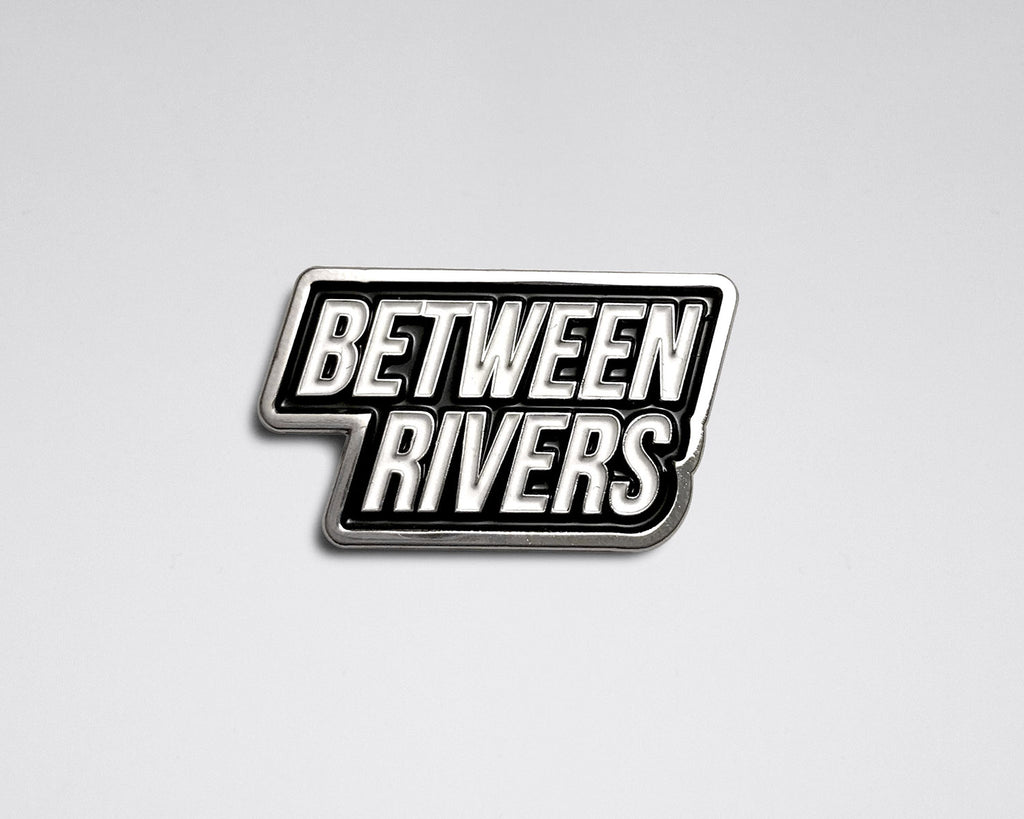 Lapel Pin - Between Rivers