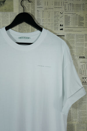 Between Rivers 'SPORT' t-shirt in white