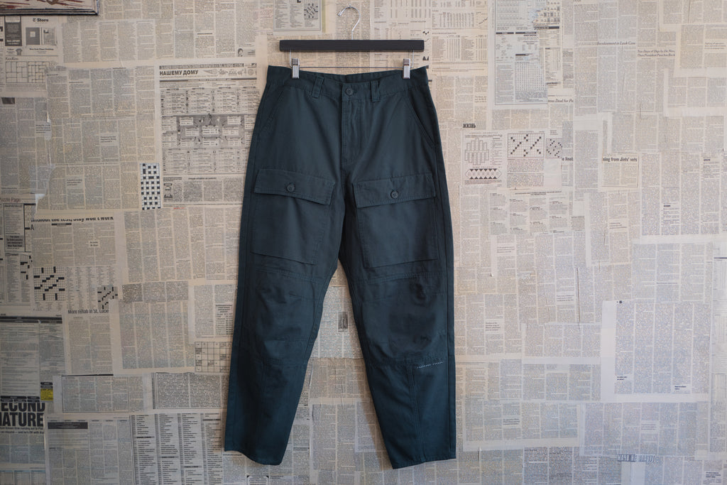 Cargo Pants in Green