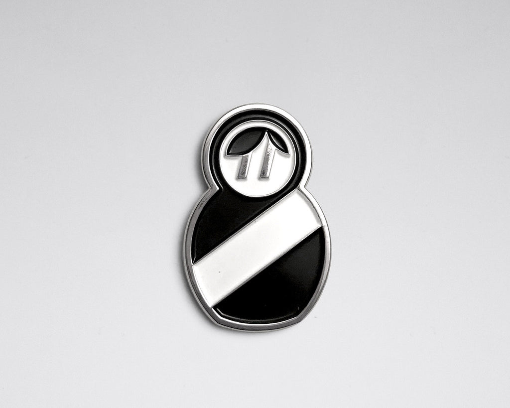 Lapel Pin - Matreshka