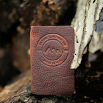 Simple Field Case - Brown Kodiak - Big Logo