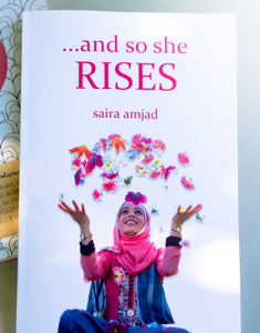 And So She Rises - Signed Copy