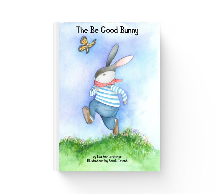 The Be Good Bunny Set