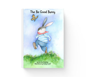 The Be Good Bunny Replacement Book