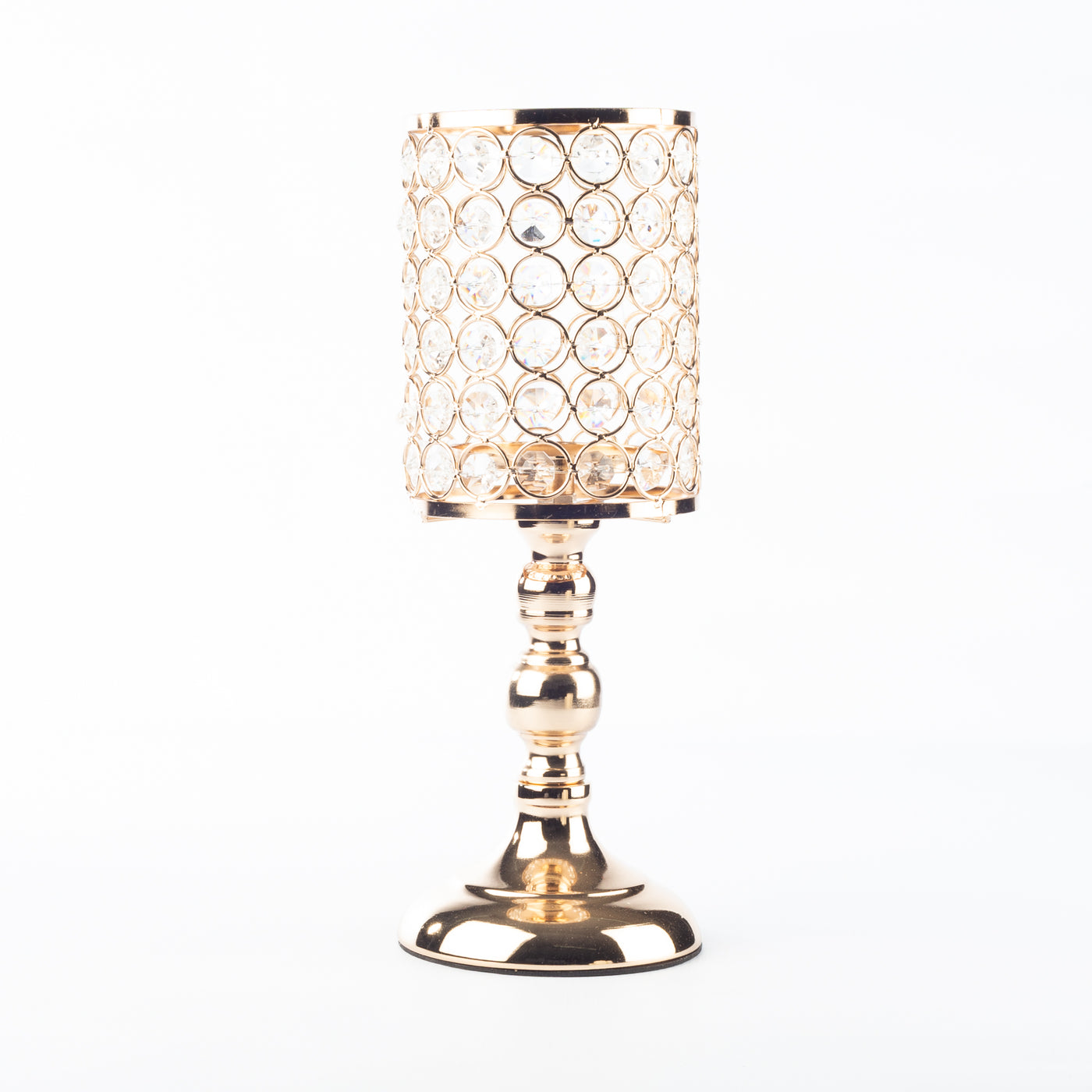 Gold Votive stand - Medium
