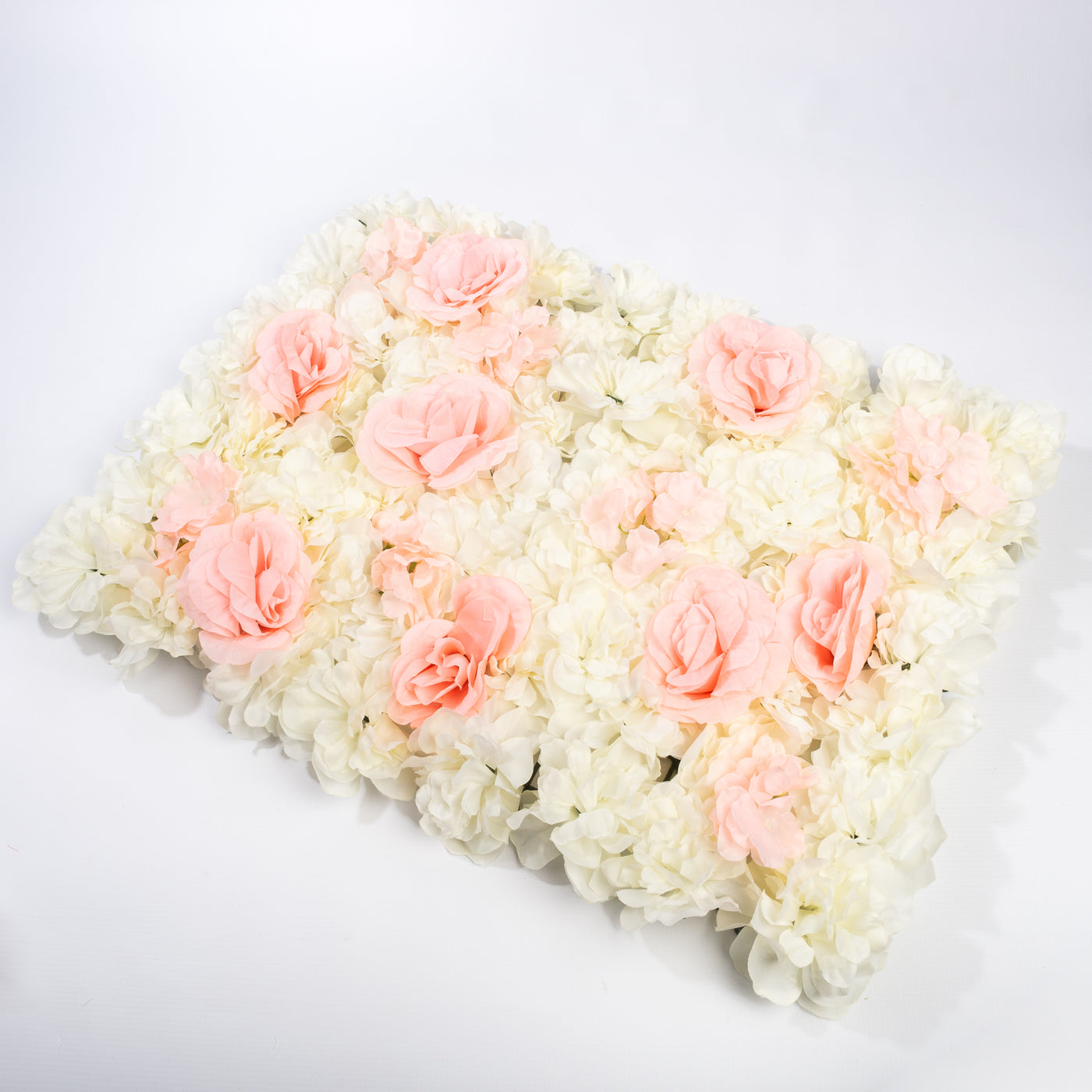 Rose Mat Pink And White