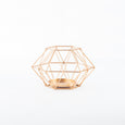 Geometric Round Candle holder - Large