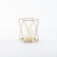 Geometric Candle Holder - Medium