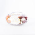 Wide Glass Bowl - Medium