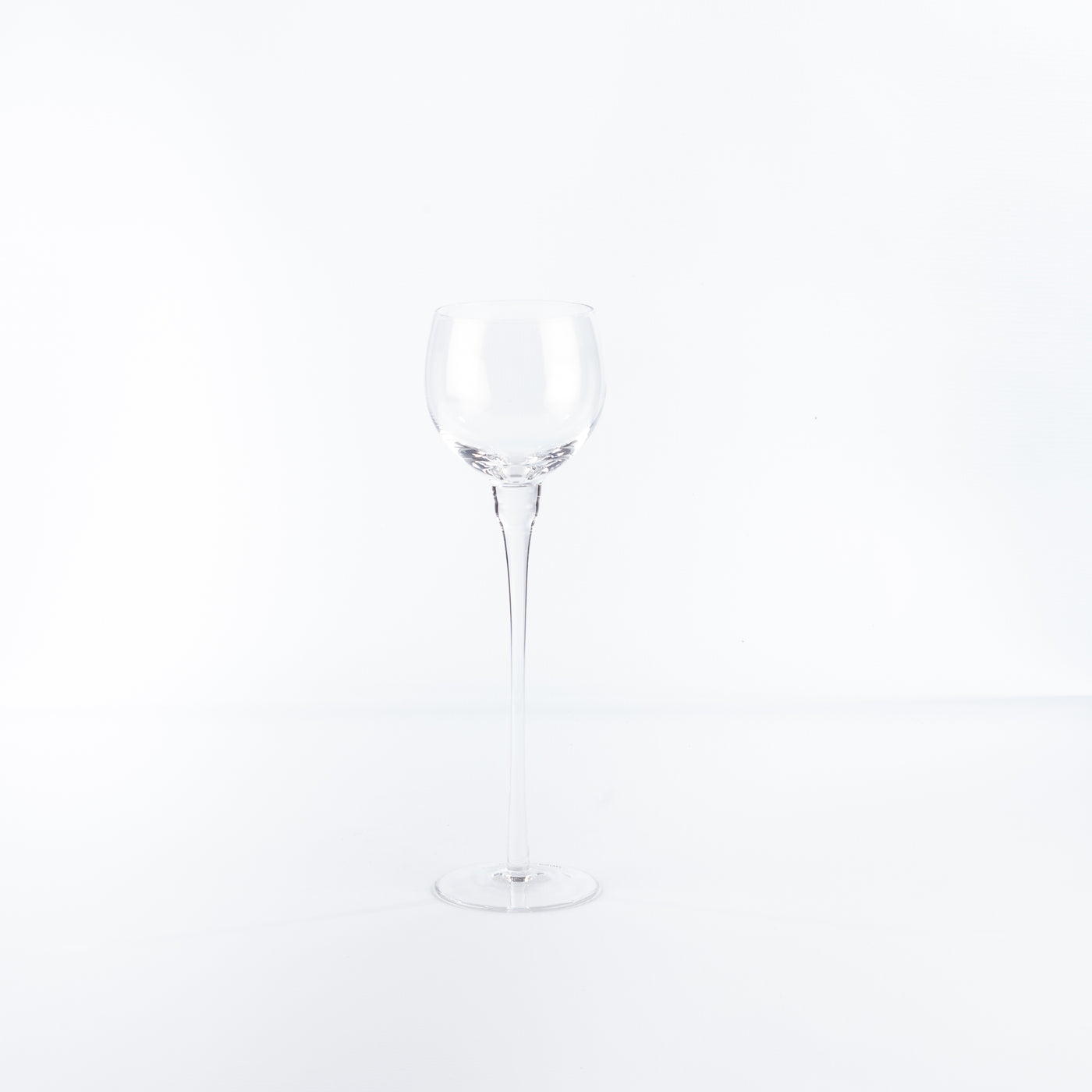 Candle Holder Wine Glass - Large
