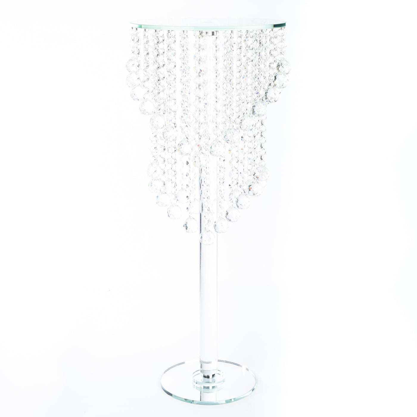 Oval Crystal 2 Step Balls - 75cm
