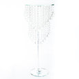 Oval Crystal 2 Step Balls - 60cm