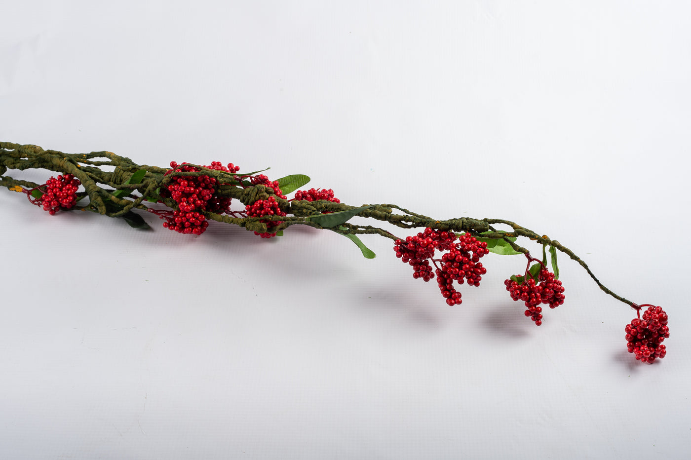 Cluster Berries 1.15M Stem Red