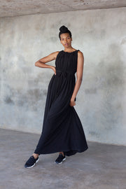 Black multi-way dress