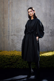 ERRE Black Angle Summer Coat
