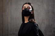 ERRE neoprene mask with two respirators