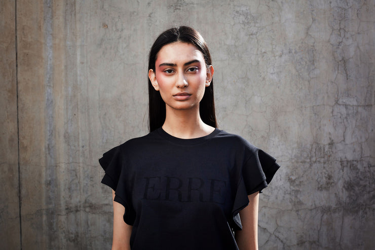 ERRE Black t-shirt