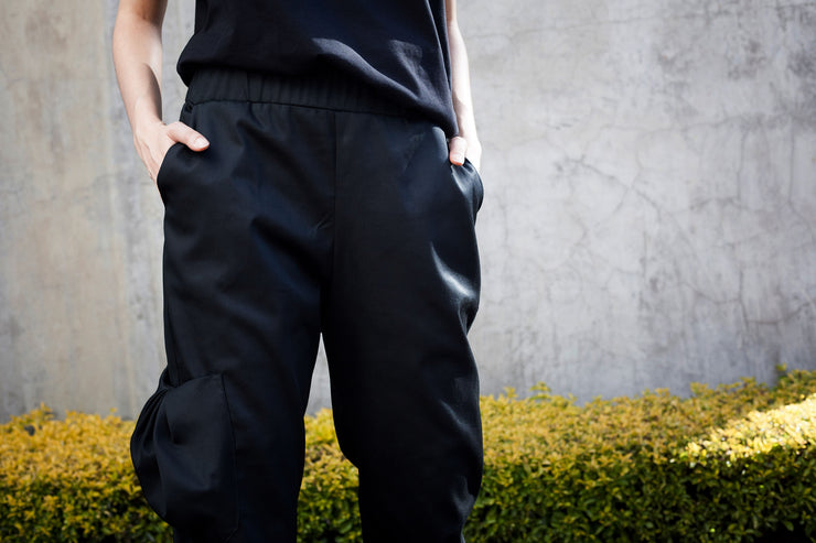 ERRE Black Edge cargo pants