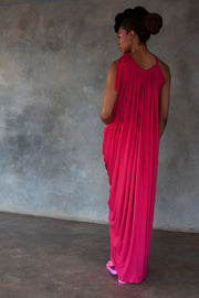 ERRE pink myri multiway dress